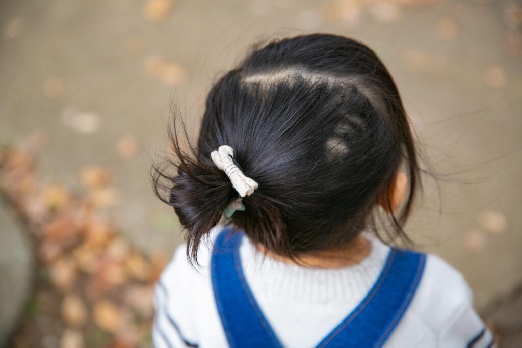 2歳のバースデーフォト撮影レポートスタート〜公園での撮影〜