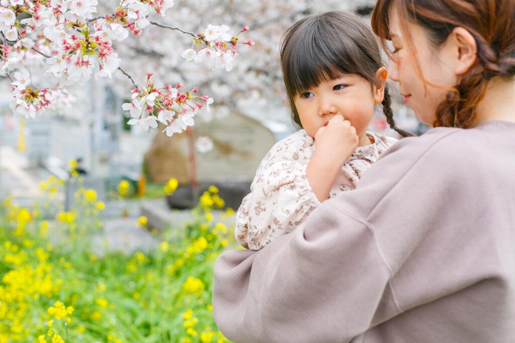 【埼玉】熊谷桜堤・桜撮影会2020|aiphoto_youfamily