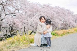 【埼玉】熊谷桜堤・桜撮影会2020 aiphoto_youfamily